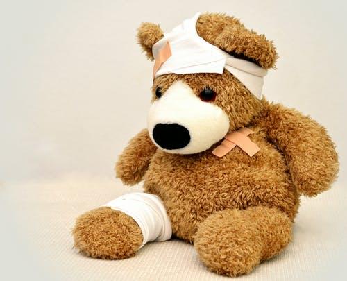 Wie Kurkuma bei der Wundheilung helfen kann!